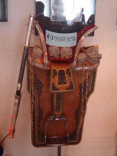 蒙古人日常生活用具图片  第2张
