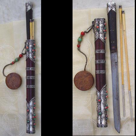 蒙古族工具用品文化1(照片) 第1张