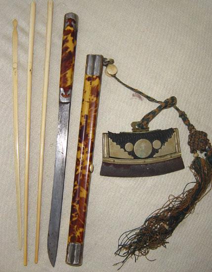 蒙古族工具用品文化1(照片) 第4张