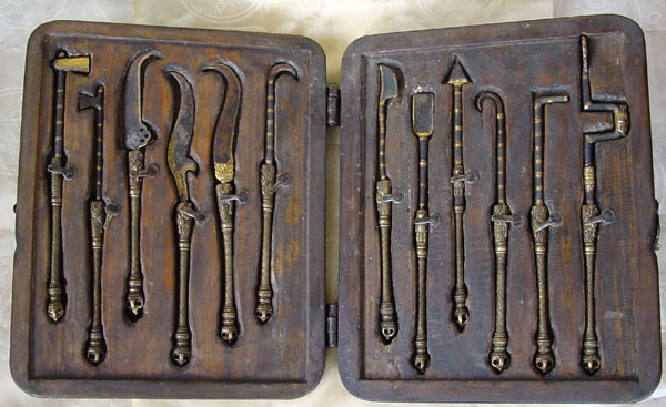 蒙古族工具用品文化1(照片) 第12张