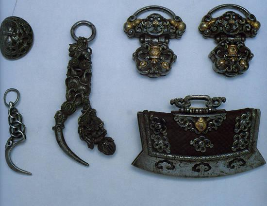 蒙古族工具用品文化1(照片) 第19张