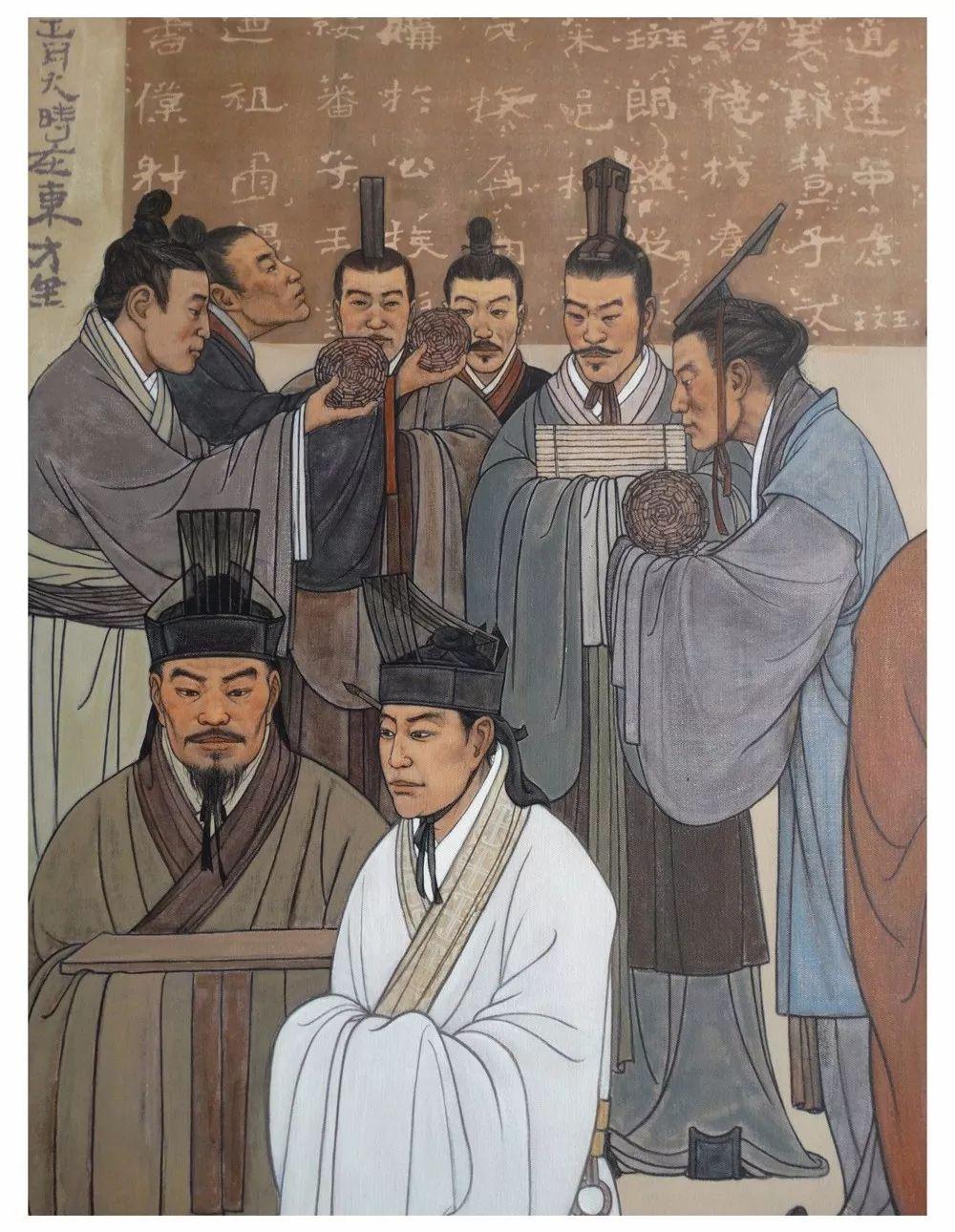 蒙古族画家达林太作品欣赏 第9张