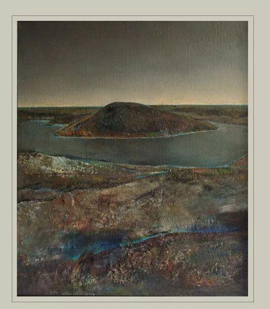 蒙古族画家达林太作品欣赏 第12张
