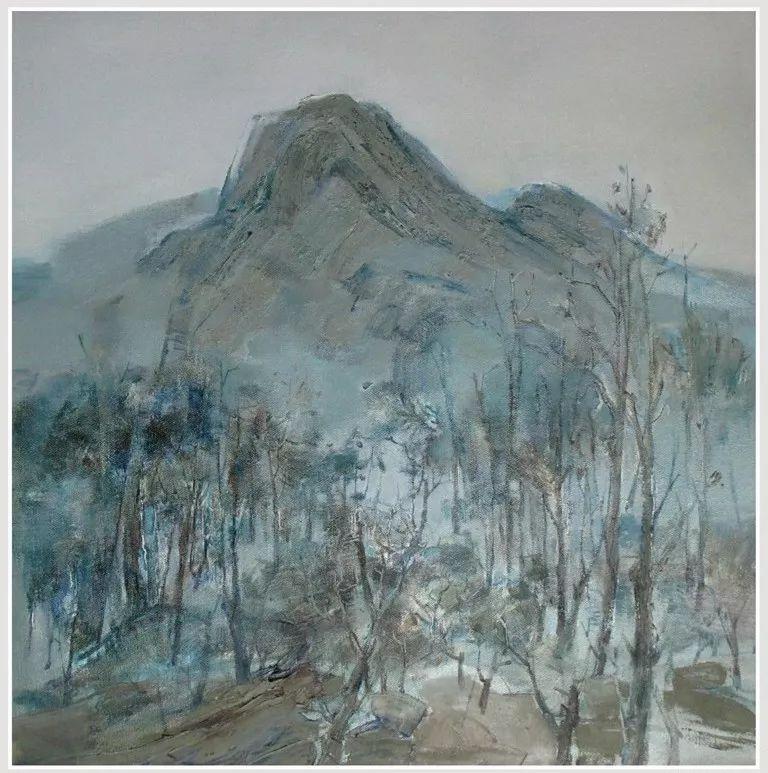 蒙古族画家达林太作品欣赏 第19张