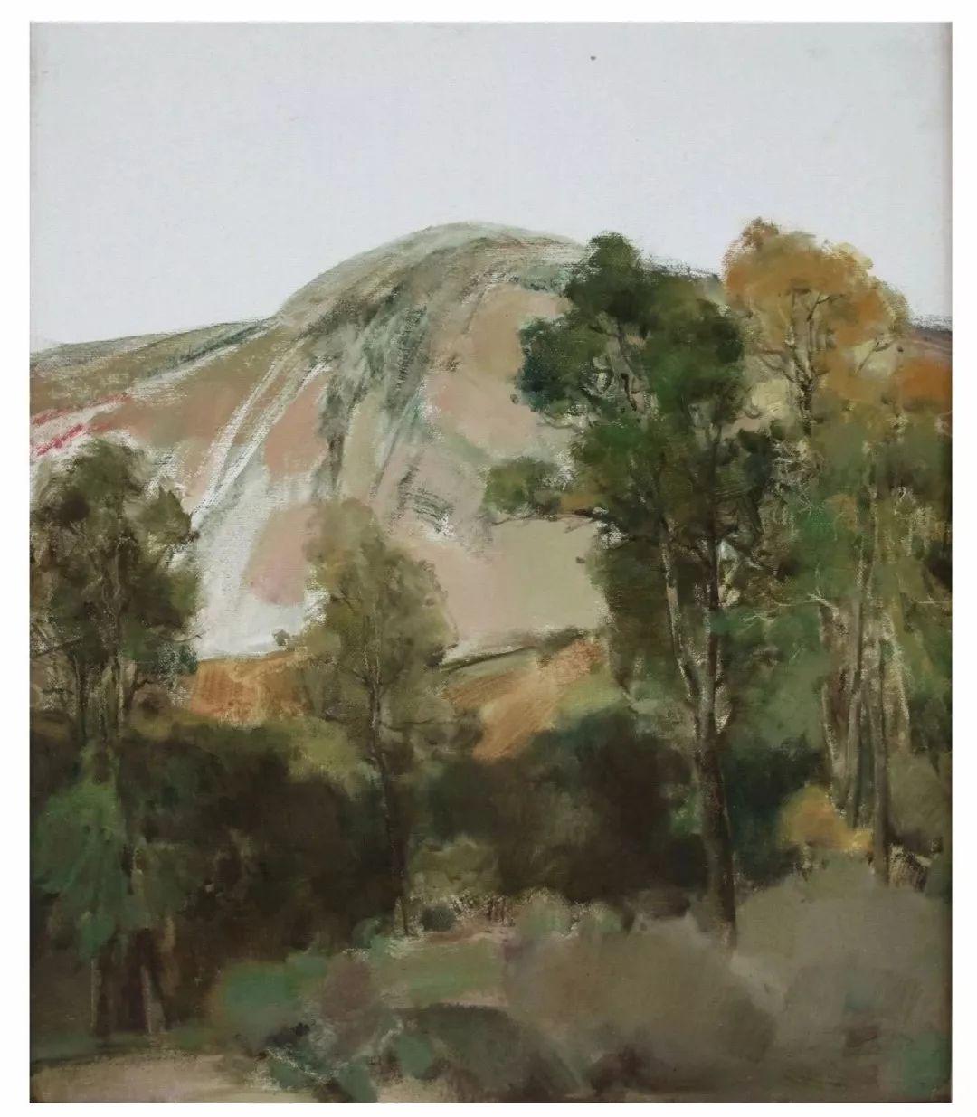 蒙古族画家达林太作品欣赏 第21张