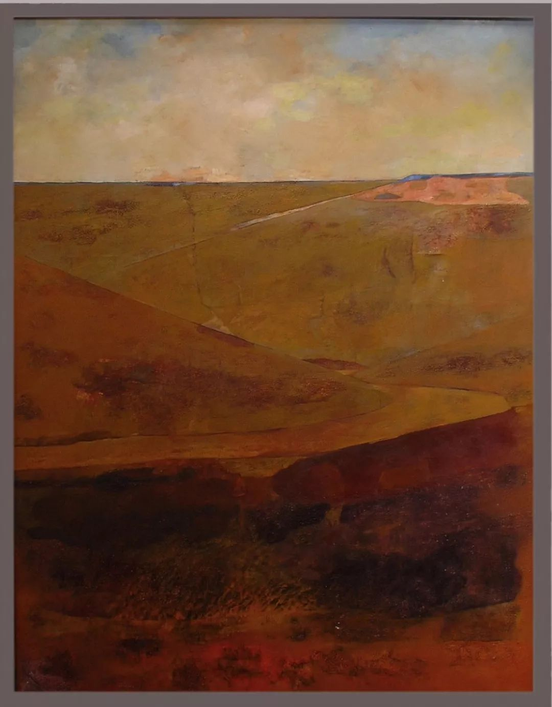 蒙古族画家达林太作品欣赏 第27张