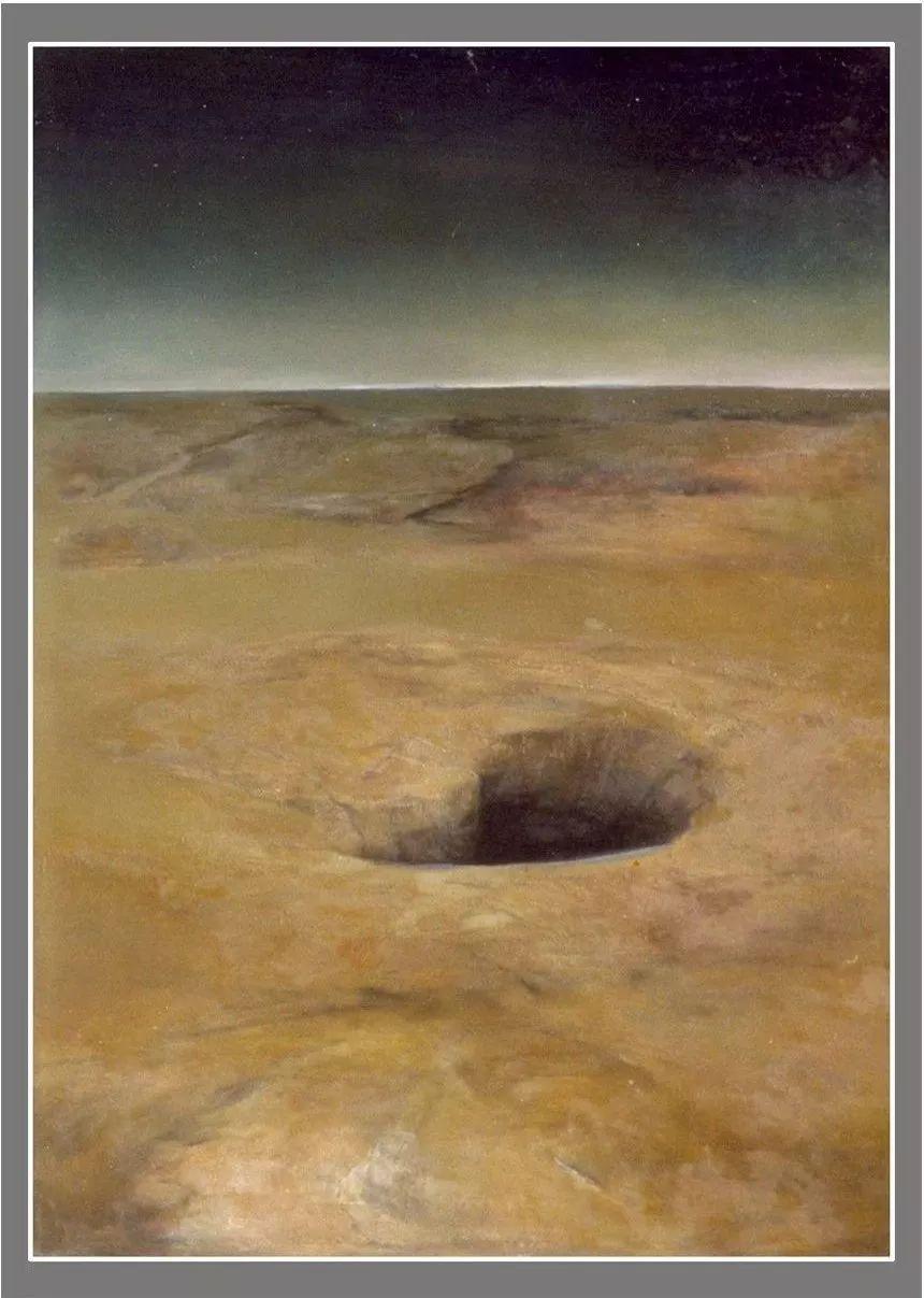 蒙古族画家达林太作品欣赏 第26张