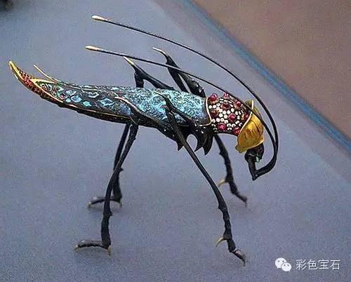 蒙古裔雕塑家Dashi Namdakov的图腾首饰 第6张