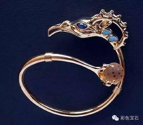 蒙古裔雕塑家Dashi Namdakov的图腾首饰 第21张