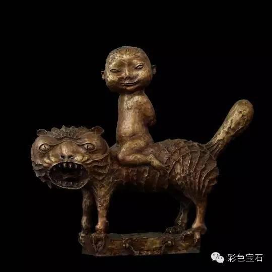 蒙古裔雕塑家Dashi Namdakov的图腾首饰 第28张