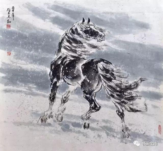 【特木其勒】辽阔胸怀  马掣风情 第7张