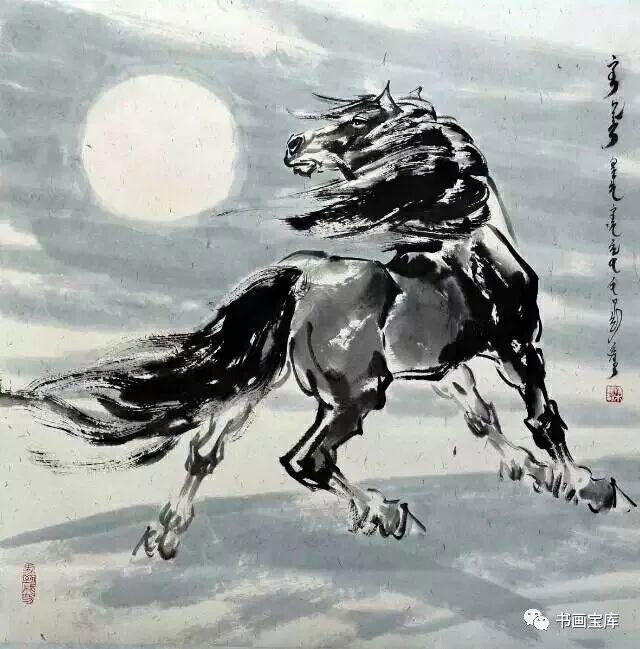 【特木其勒】辽阔胸怀  马掣风情 第6张