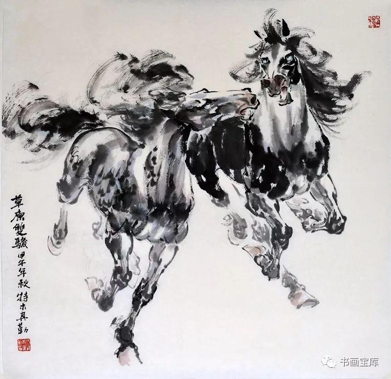 【特木其勒】辽阔胸怀  马掣风情 第11张