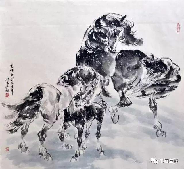 【特木其勒】辽阔胸怀  马掣风情 第19张