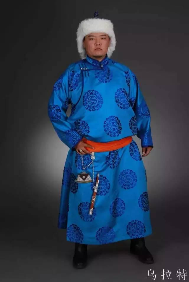 内蒙古蒙古族28部落的108套标准服饰和34组头饰 第5张
