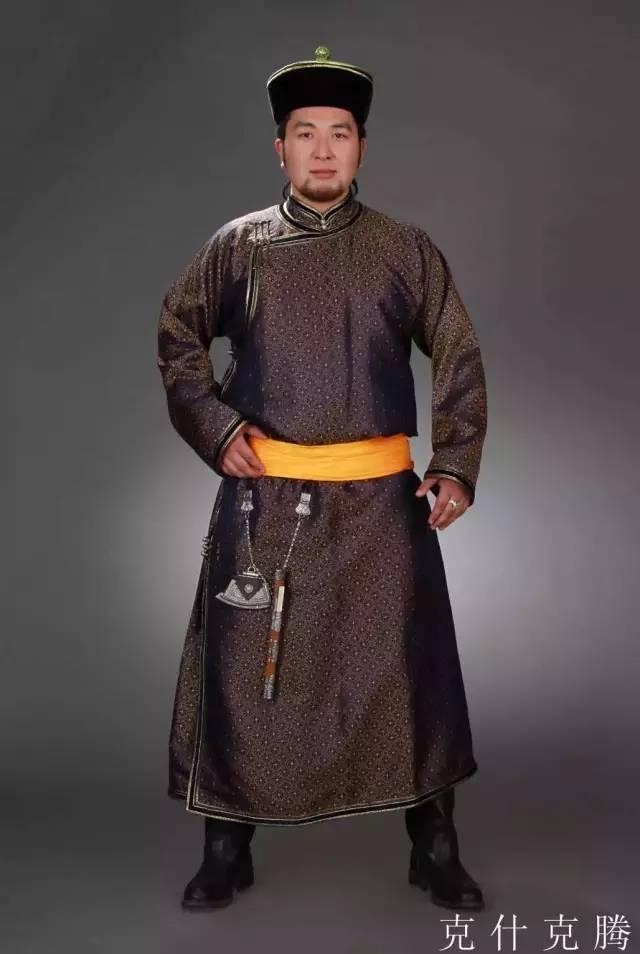 内蒙古蒙古族28部落的108套标准服饰和34组头饰 第10张