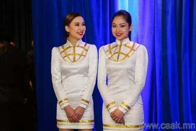 美丽的蒙古女孩 漂亮的蒙古服饰 第36张