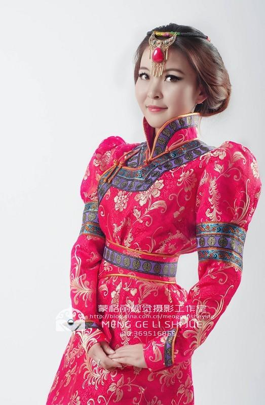 蒙古服饰 第12张