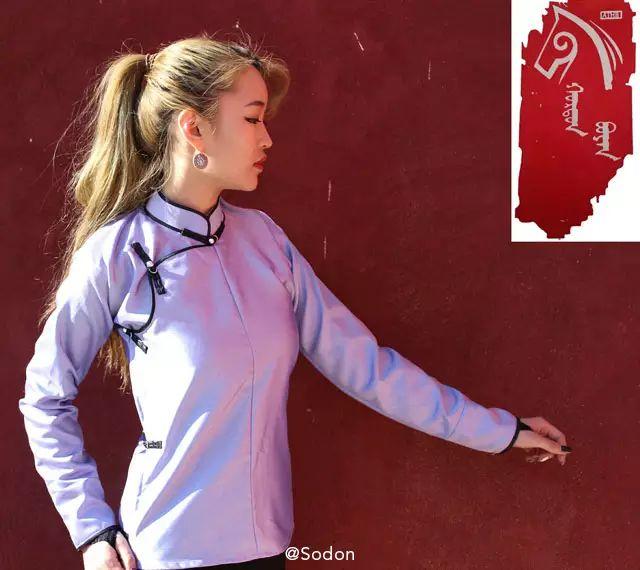 HurdanBuyan 蒙古服饰系列,最时尚蒙古风 ... 第11张