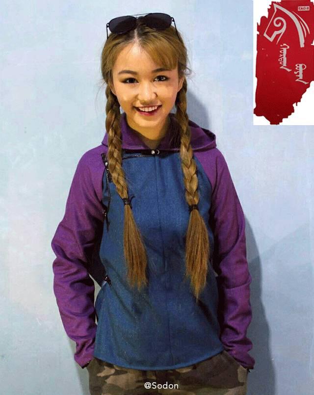 HurdanBuyan 蒙古服饰系列,最时尚蒙古风 ... 第17张