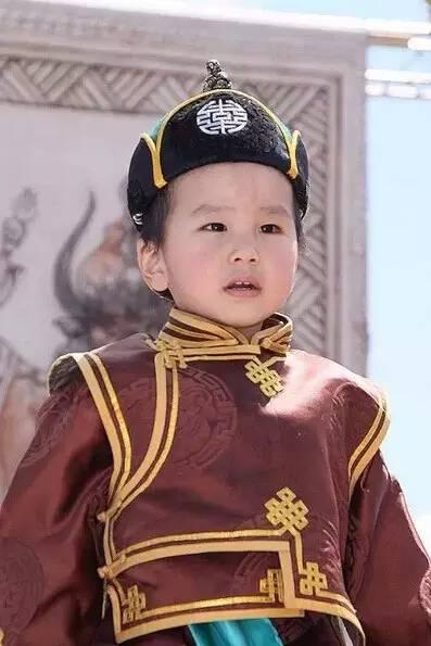 【蒙古服装】儿童蒙古服装展示,非常漂亮! 第13张
