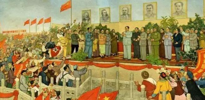 设计第三套、第四套人民币蒙古族画家 第6张