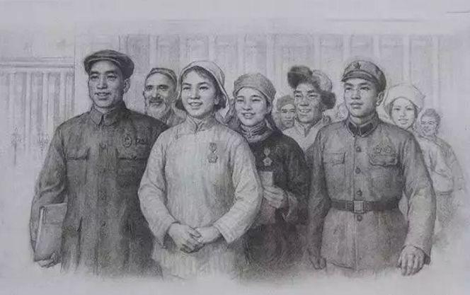 设计第三套、第四套人民币蒙古族画家 第7张