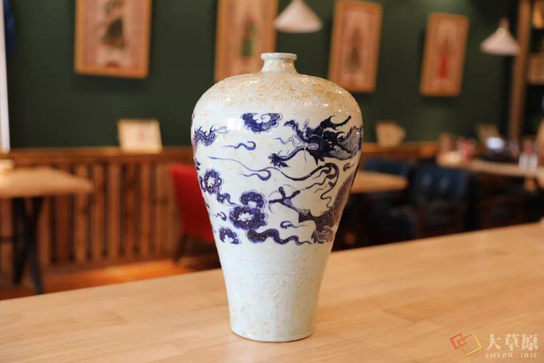 蒙古族特色瓷器如何兼具功能性和审美性?听设计师细细道来 第6张