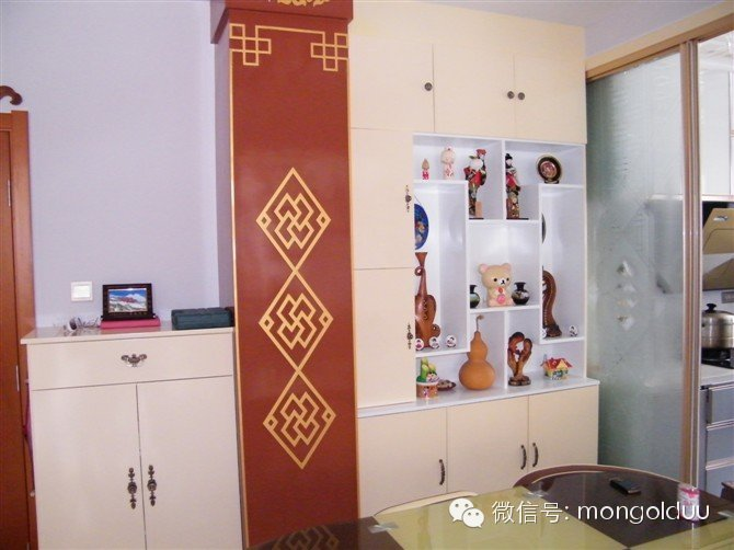 蒙古装修风格图片 第23张