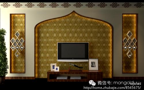 蒙古装修风格图片 第29张