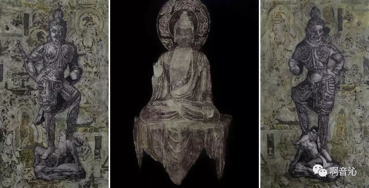 内蒙古艺术学院美术系2017届绘画(版画)专业本科毕业作品展 第4张