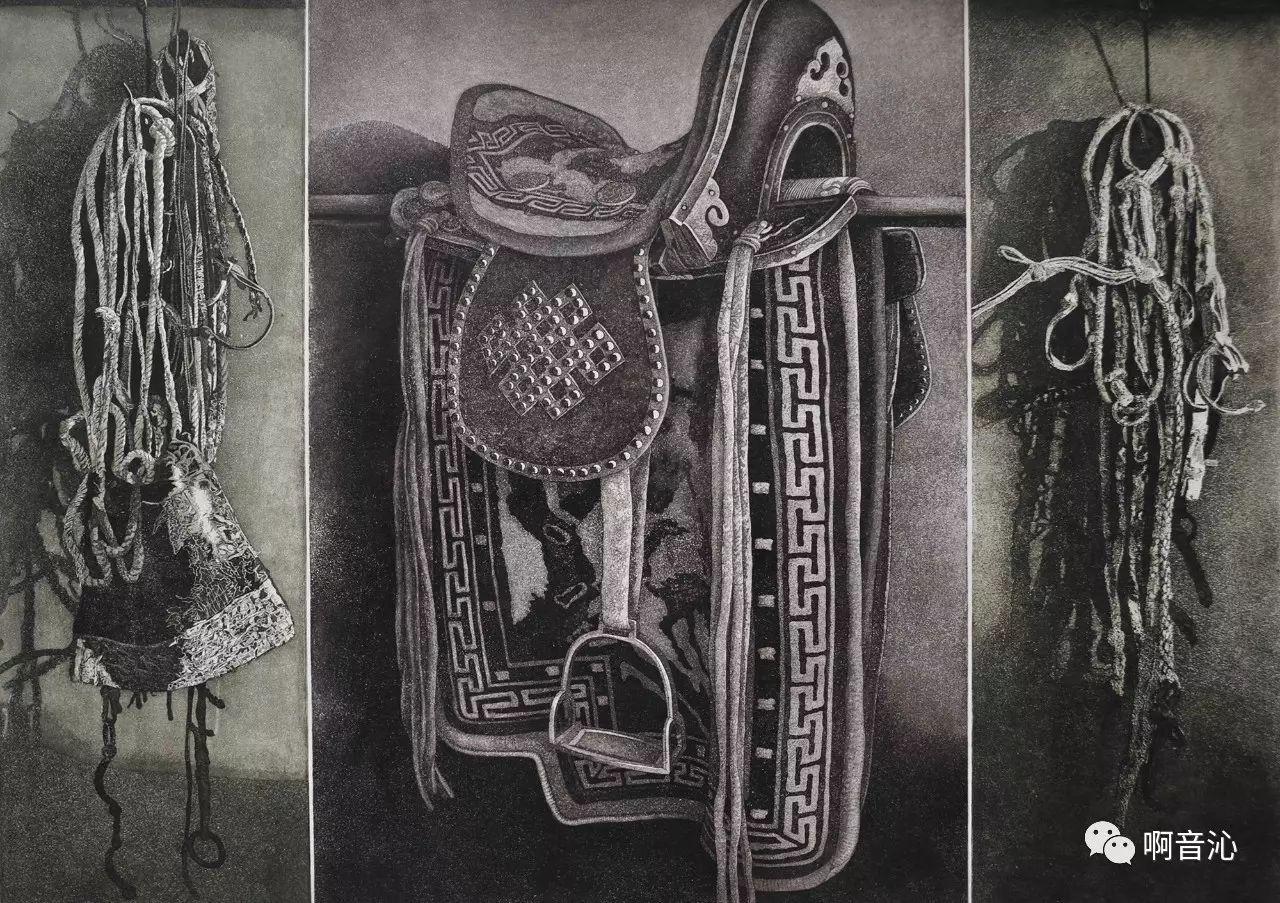 内蒙古艺术学院美术系版画专业师资简介 第6张