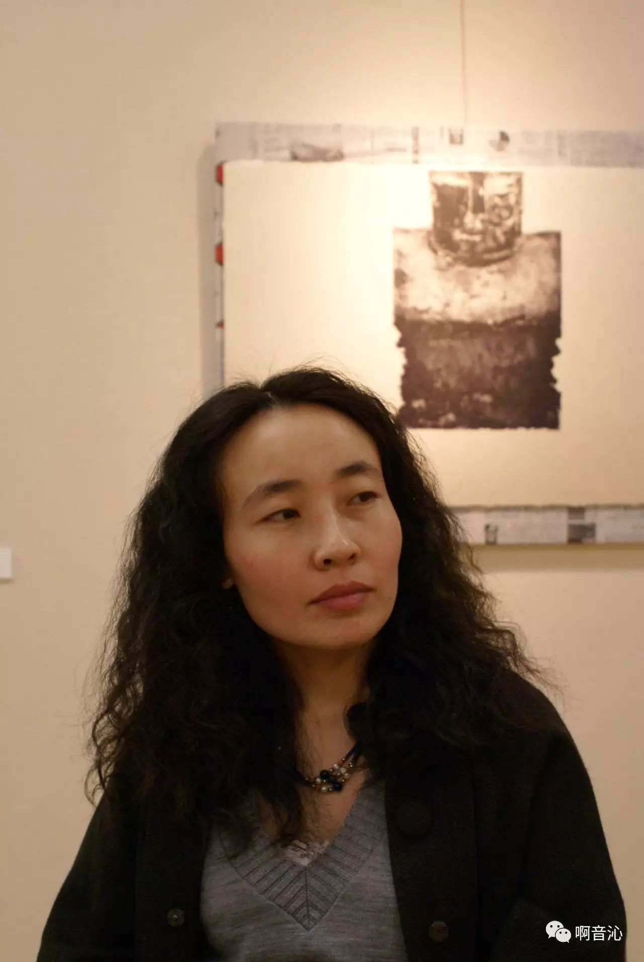 内蒙古艺术学院美术系版画专业师资简介 第7张