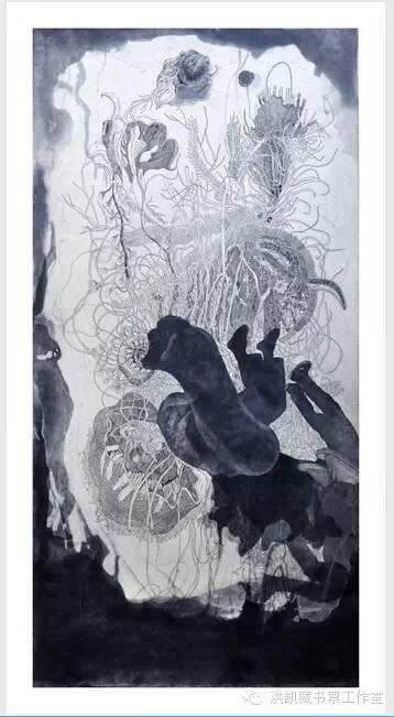 (青年版画家)包岚▪版画藏书票作品欣赏 第2张
