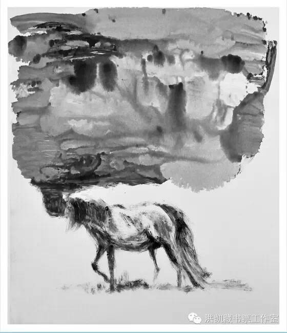 (青年版画家)包岚▪版画藏书票作品欣赏 第3张
