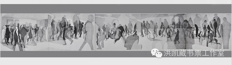 (青年版画家)包岚▪版画藏书票作品欣赏 第17张