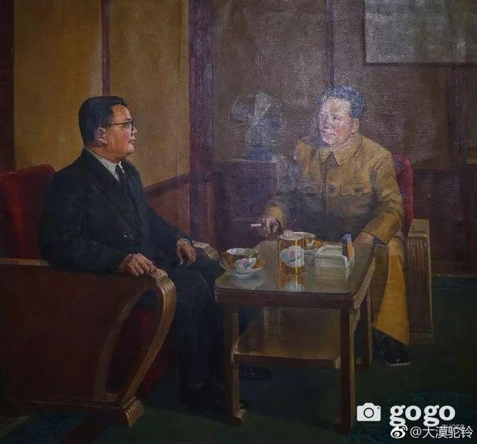 【美图】蒙古国各个时期的经典美术作品展拾萃 第5张