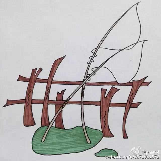 蒙古孩子简笔画 第15张