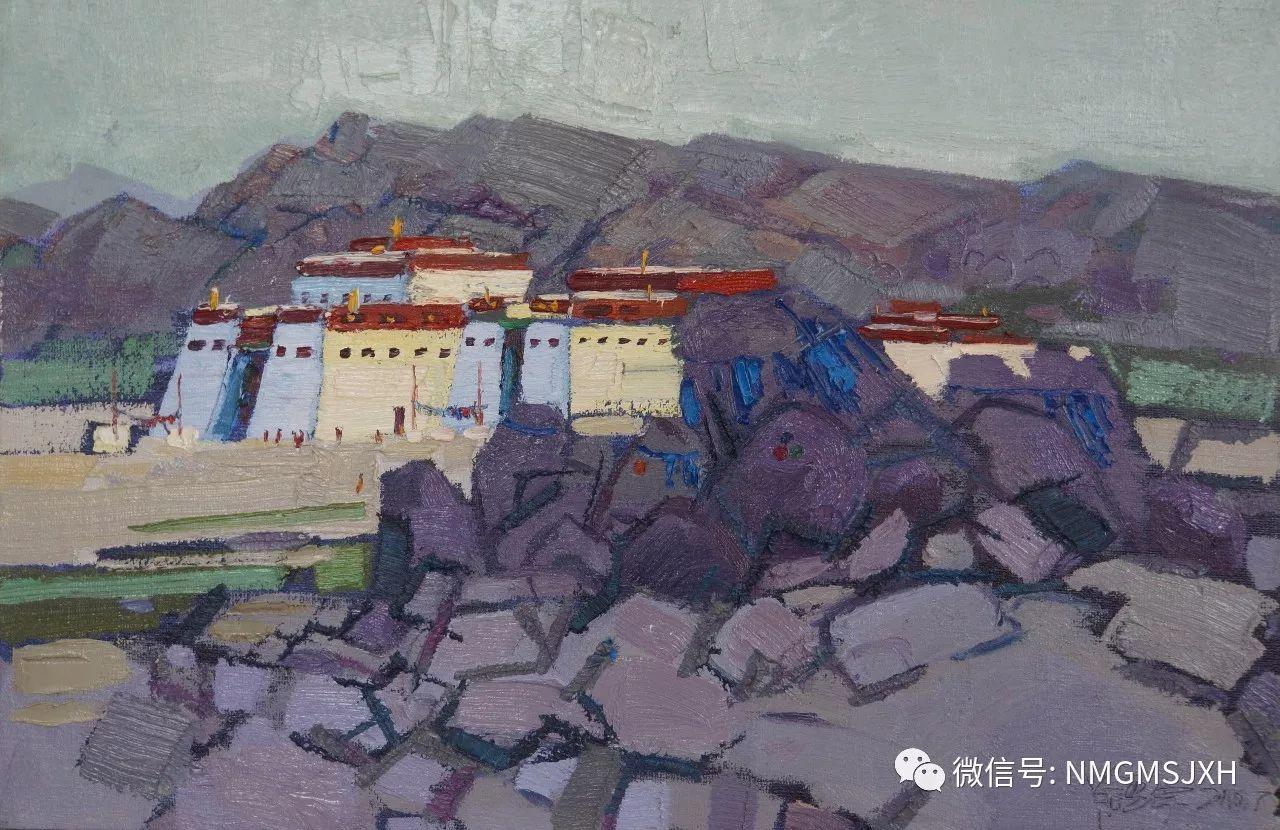 内蒙古美术新人新作展作品(一) 第5张