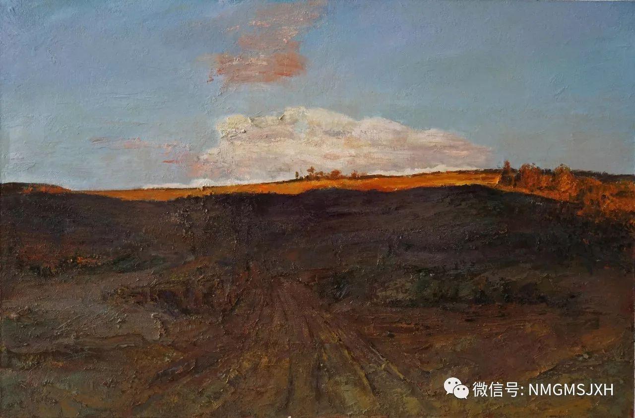 内蒙古美术新人新作展作品(一) 第11张