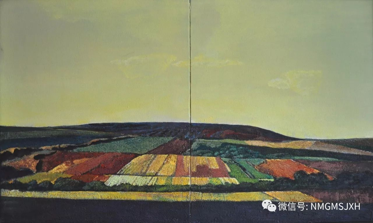 内蒙古美术新人新作展作品(一) 第24张