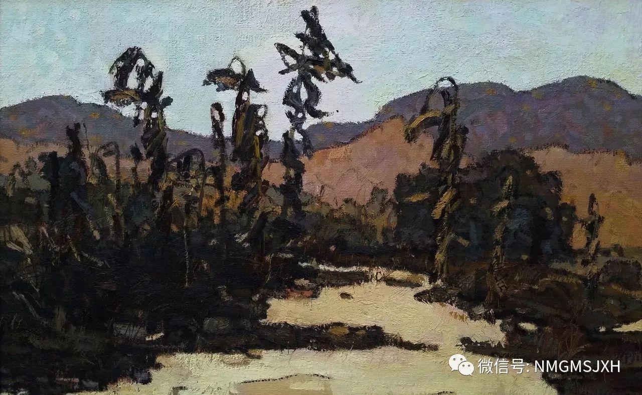 内蒙古美术新人新作展作品(二) 第4张