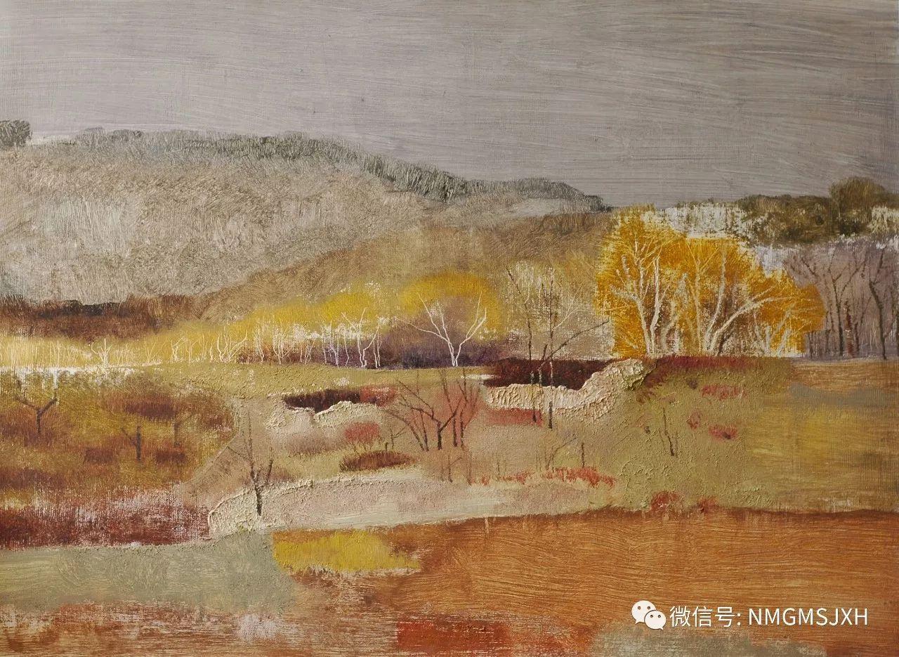 内蒙古美术新人新作展作品(二) 第5张