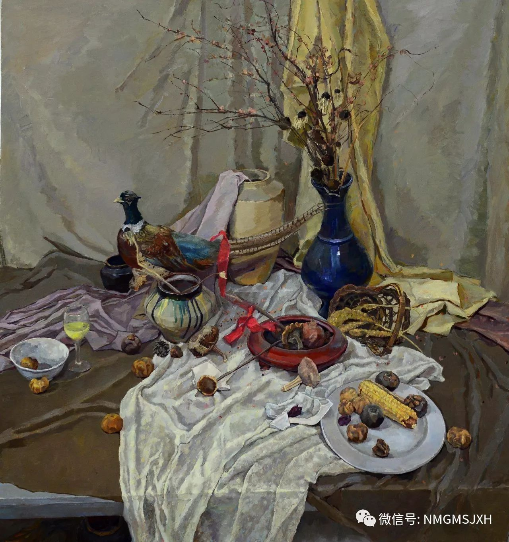 内蒙古美术新人新作展作品(二) 第9张