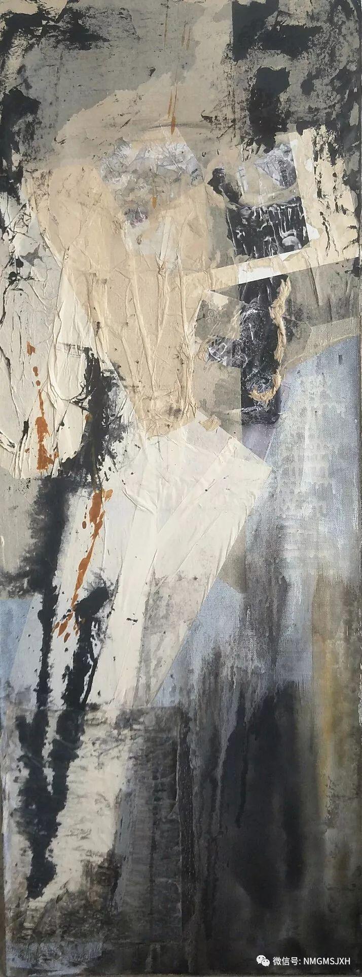 内蒙古美术新人新作展作品(二) 第18张