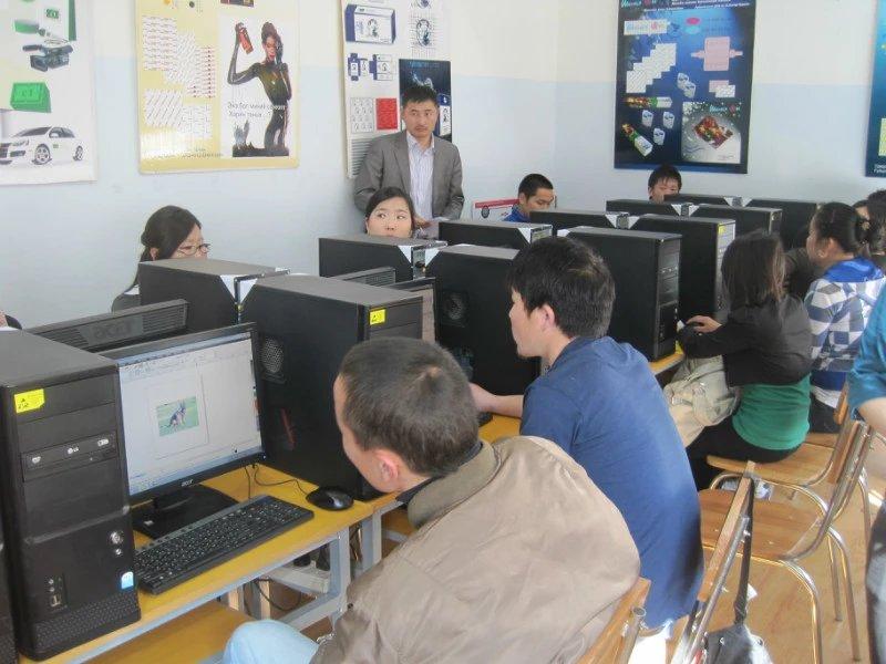 ♡◆走进蒙古国国立教育大学美术学院 第11张