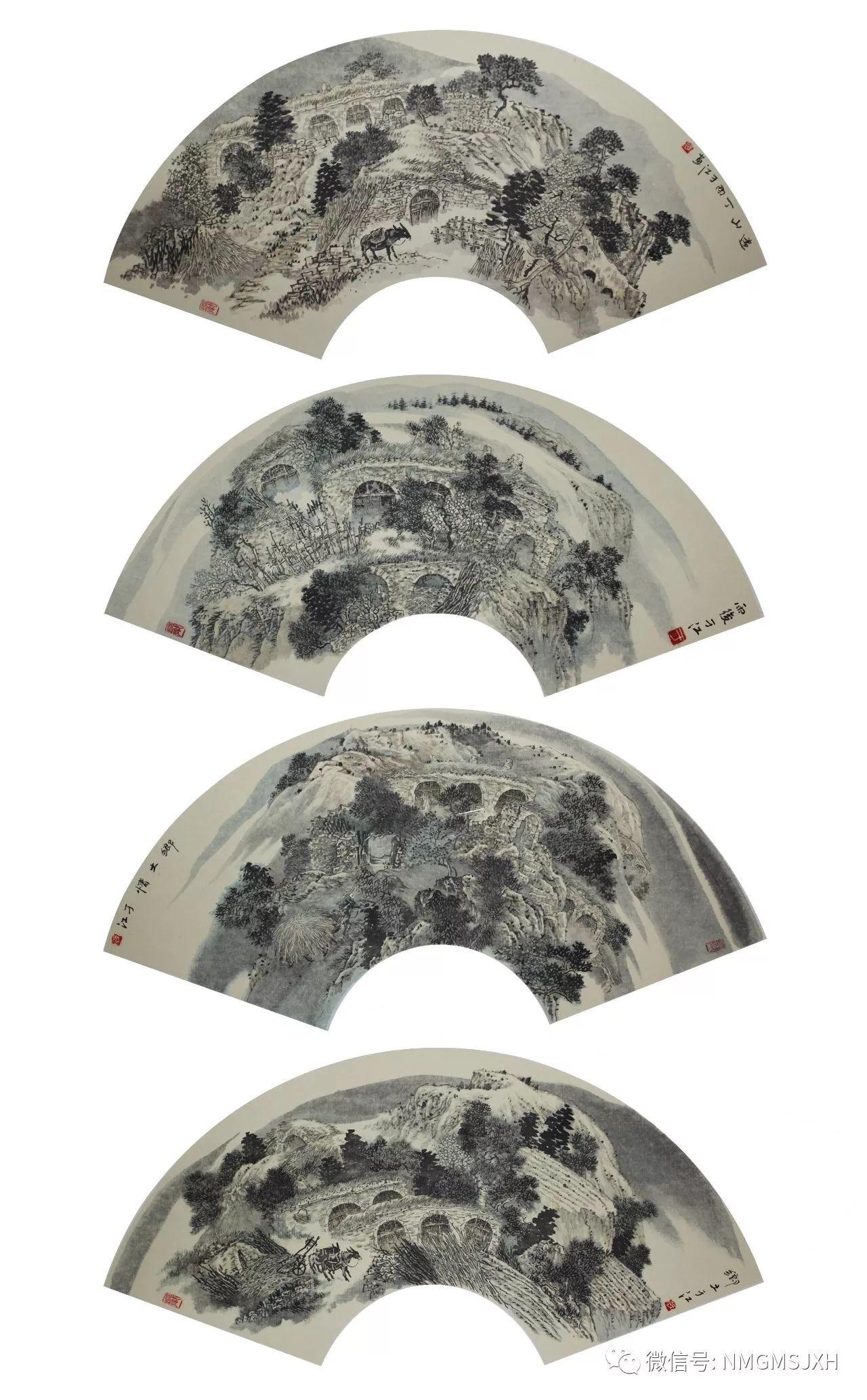 内蒙古美术新人新作展作品(三) 第2张