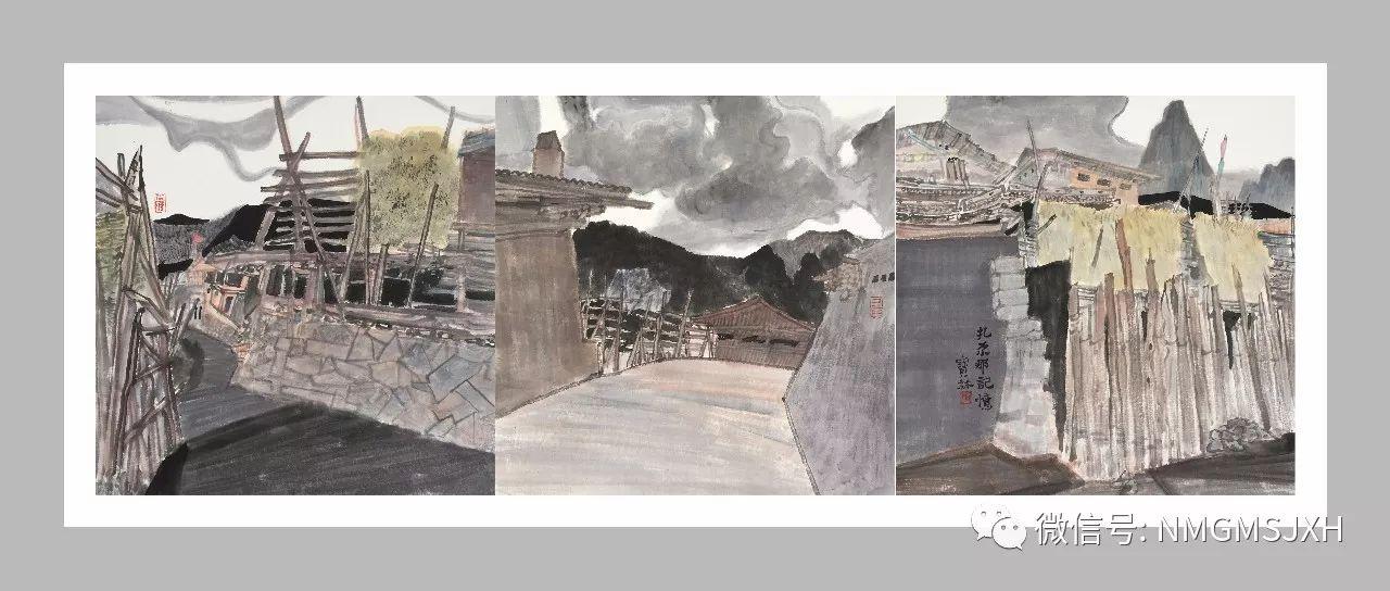 内蒙古美术新人新作展作品(三) 第3张