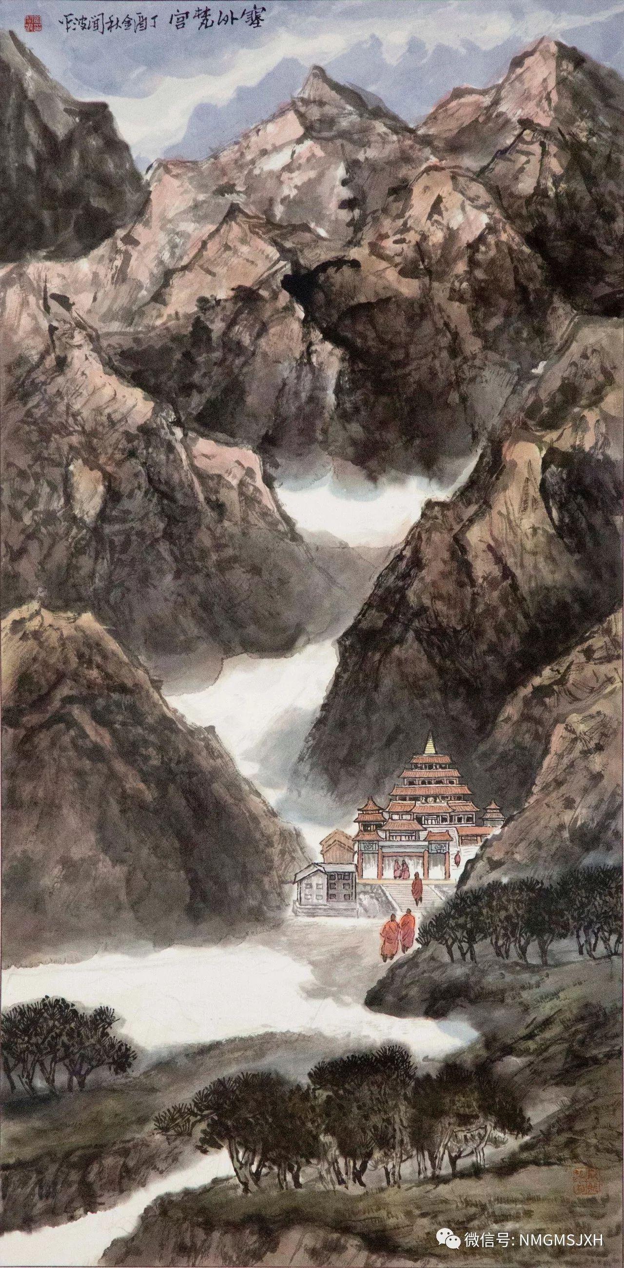内蒙古美术新人新作展作品(三) 第4张