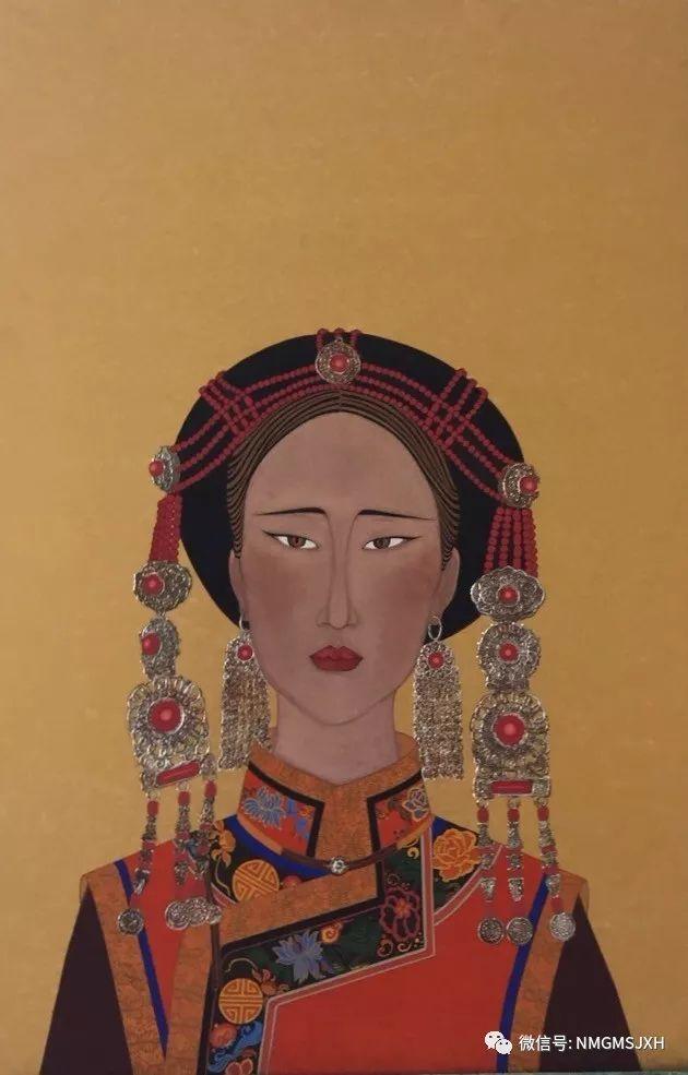 内蒙古美术新人新作展作品(三) 第6张